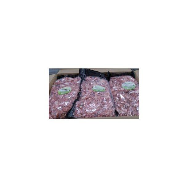 10 kg madpakke i løsfrost (5x2 kg)
