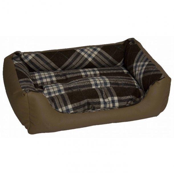 Brun seng fra KW 61 x 46