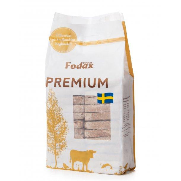 10 kg Fodax Kylling-Okse-Laks